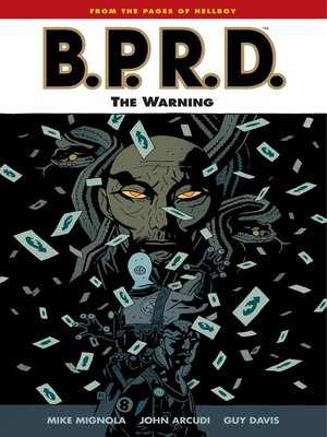 cover image of B.P.R.D. (2002), Volume 10