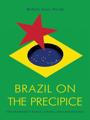 cover image of Brazil at the Precipice