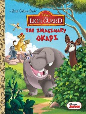 cover image of The Imaginary Okapi