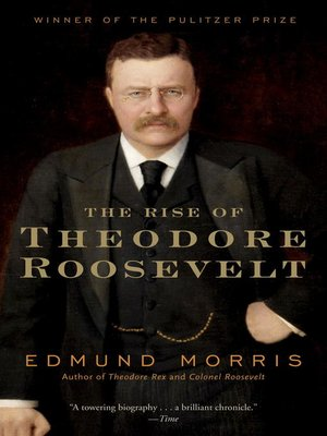 cover image of The Rise of Theodore Roosevelt