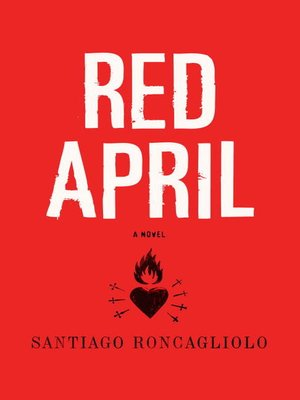 cover image of Red April