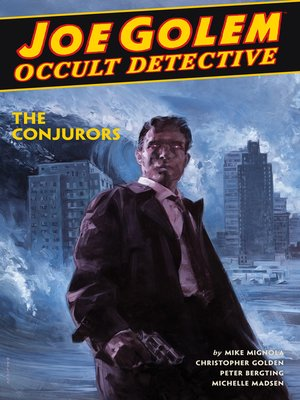 cover image of Joe Golem: Occult Detective (2015), Volume 4