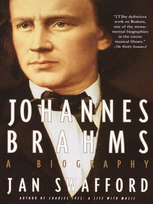 cover image of Johannes Brahms