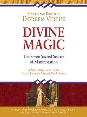 cover image of Divine Magic