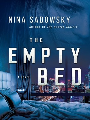 The Empty Bed: A Burial Society Novel Book Cover