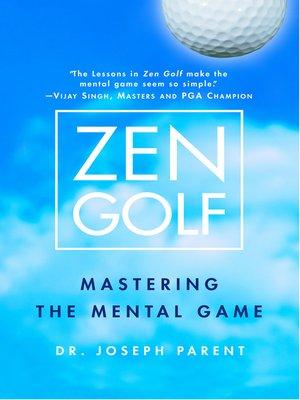 cover image of Zen Golf