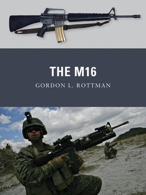 cover image of The M16