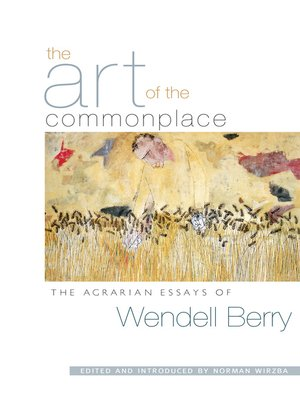 cover image of The Art of the Commonplace