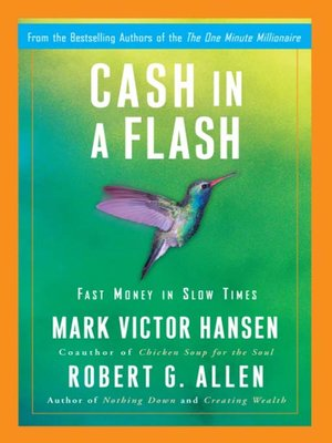 cover image of Cash in a Flash