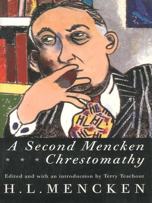 cover image of Second Mencken Chrestomathy