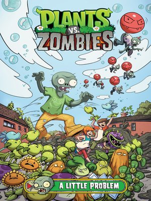 cover image of Plants vs. Zombies (2013), Volume 14