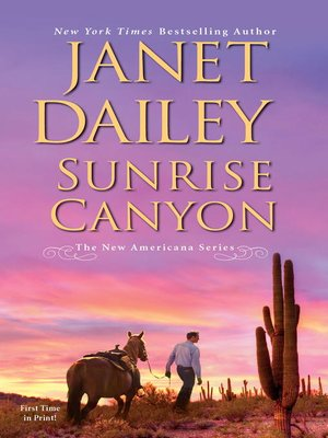 cover image of Sunrise Canyon
