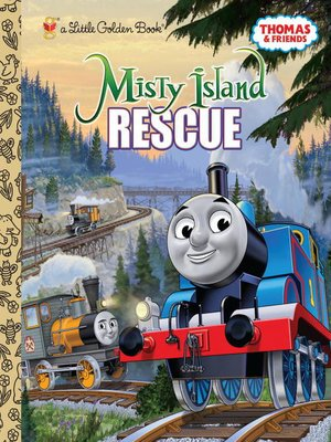 cover image of Misty Island Rescue (Thomas & Friends)