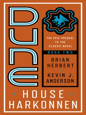 cover image of House Harkonnen