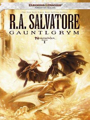 cover image of Gauntlgrym