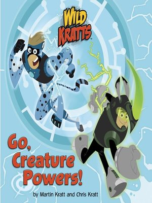 cover image of Go Creature Powers!