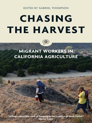 cover image of Chasing the Harvest