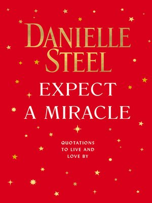 cover image of Expect a Miracle