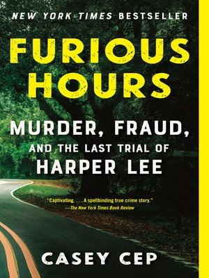 cover image of Furious Hours
