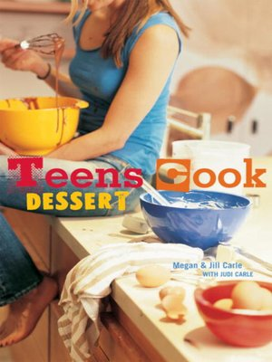 cover image of Teens Cook Dessert