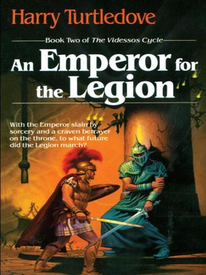 cover image of An Emperor for the Legion