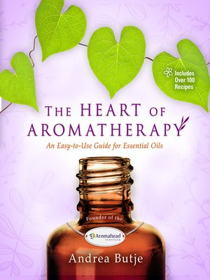 cover image of The Heart of Aromatherapy
