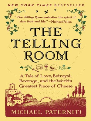 cover image of The Telling Room