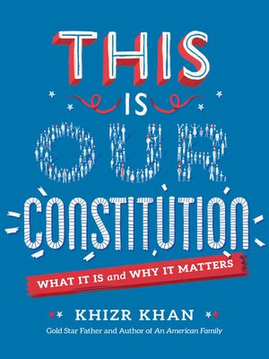 cover image of This Is Our Constitution