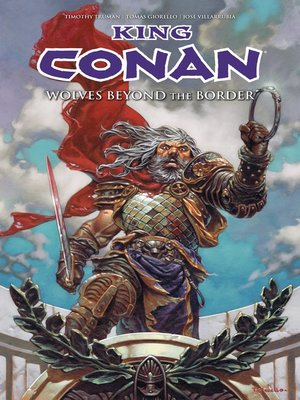 cover image of King Conan