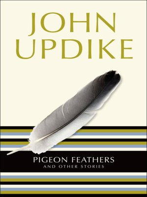 cover image of Pigeon Feathers