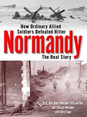 cover image of Normandy
