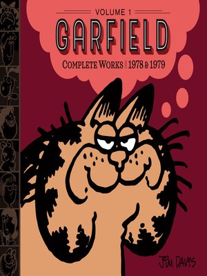 cover image of Garfield Complete Works