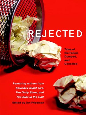 cover image of Rejected