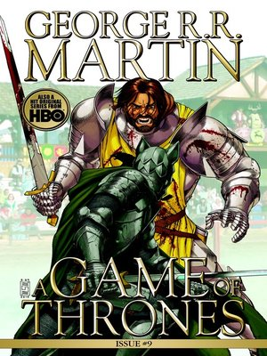 cover image of A Game of Thrones: Comic Book, Issue 9