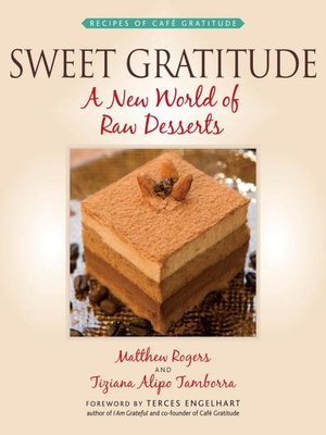 cover image of Sweet Gratitude
