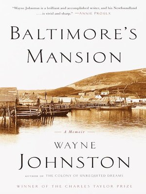 cover image of Baltimore's Mansion