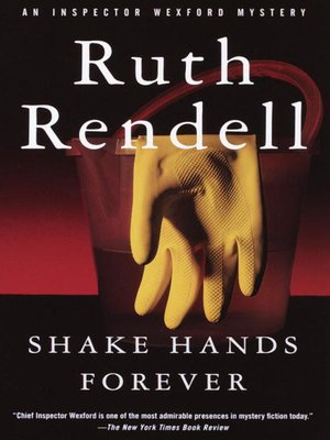 cover image of Shake Hands Forever