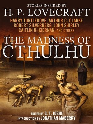 cover image of The Madness of Cthulhu Anthology, Volume 1