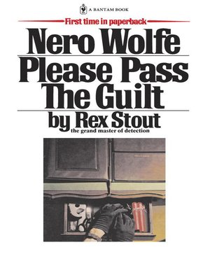 cover image of Please Pass The Guilt