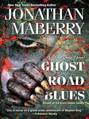 cover image of Ghost Road Blues