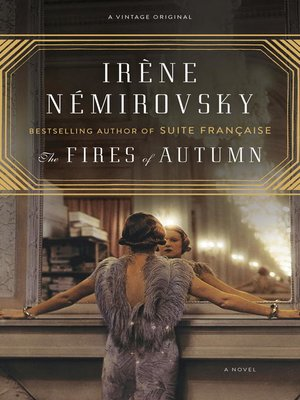 cover image of The Fires of Autumn
