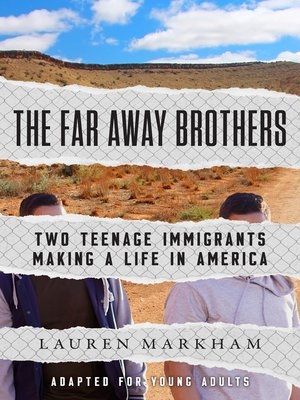 cover image of The Far Away Brothers (Adapted for Young Adults)