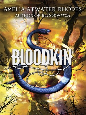 cover image of Bloodkin