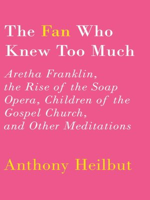 cover image of The Fan Who Knew Too Much