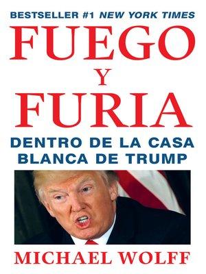 cover image of Fuego y Furia