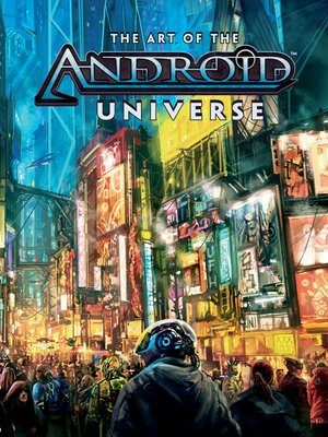 cover image of The Art of the Android Universe