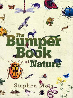 cover image of The Bumper Book of Nature