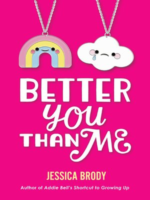 cover image of Better You Than Me