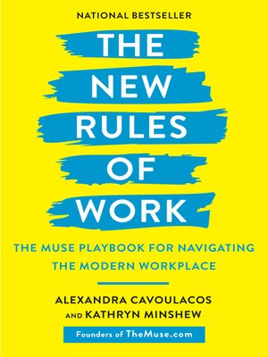 cover image of The New Rules of Work
