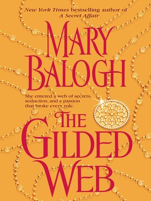 cover image of The Gilded Web